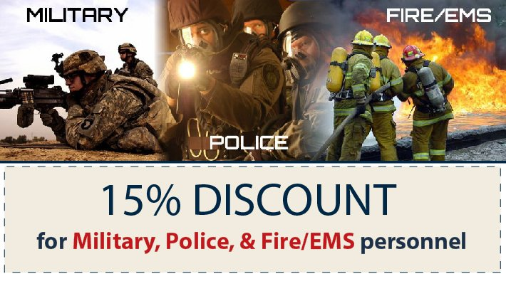 Military & Service Discount